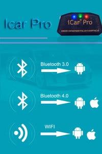 Image 5 - VGATE ICAR PRO WIFI 4.0 OBD2 strumento di scansione auto IOS Android per Bimmercode