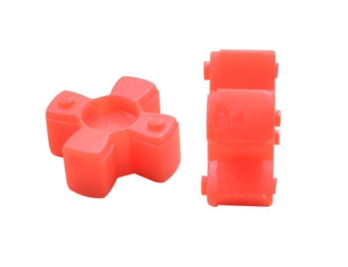 Двигатель с ЧПУ Красная звезда BF челюсти паук сливовый Вал гибкий соединитель муфта D20 L25 6 мм 6,35 мм 7 мм 8 мм 10 мм