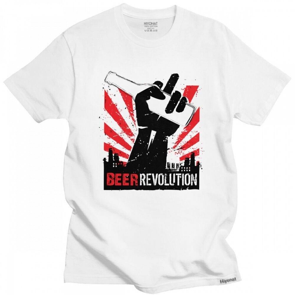 T-shirt Bière Révolution