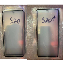 Outer-Lens Glass-Repair-Replacement Front Samsung Touch-Screen Galaxy PLUS LCD for Ultra-S20u