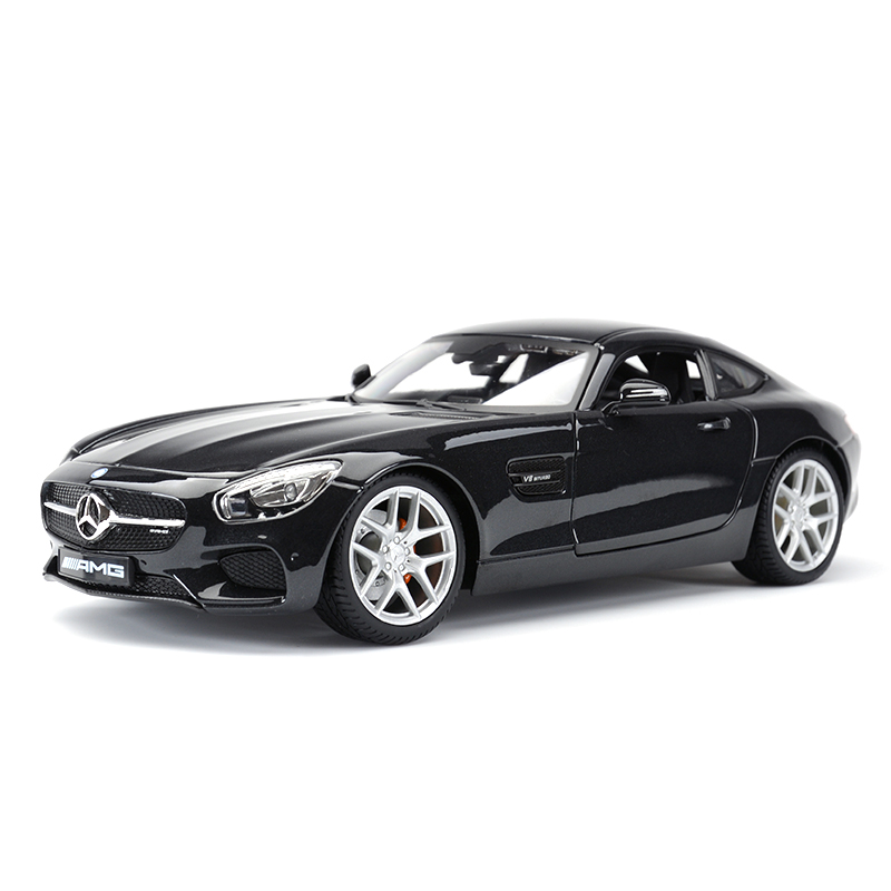 Maisto 1:18 AMG GT Sports Car Static Simulation Diecast Alloy Model Car