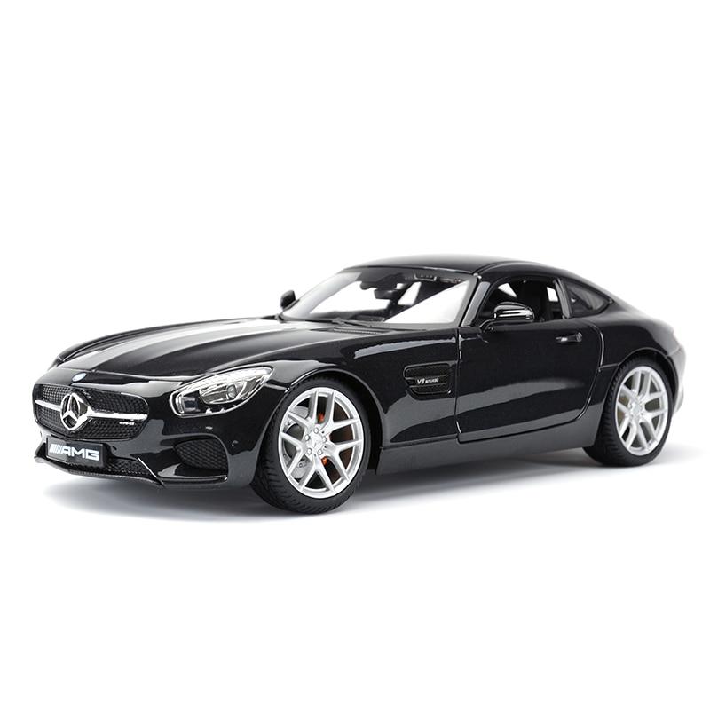 Maisto 1:18 AMG GT Sports Car Static Simulation Diecast Alloy Model Car