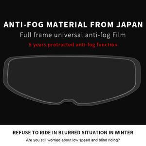 Motorcycle Helmet Anti Fog Fil
