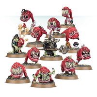 Squig Herd Resin