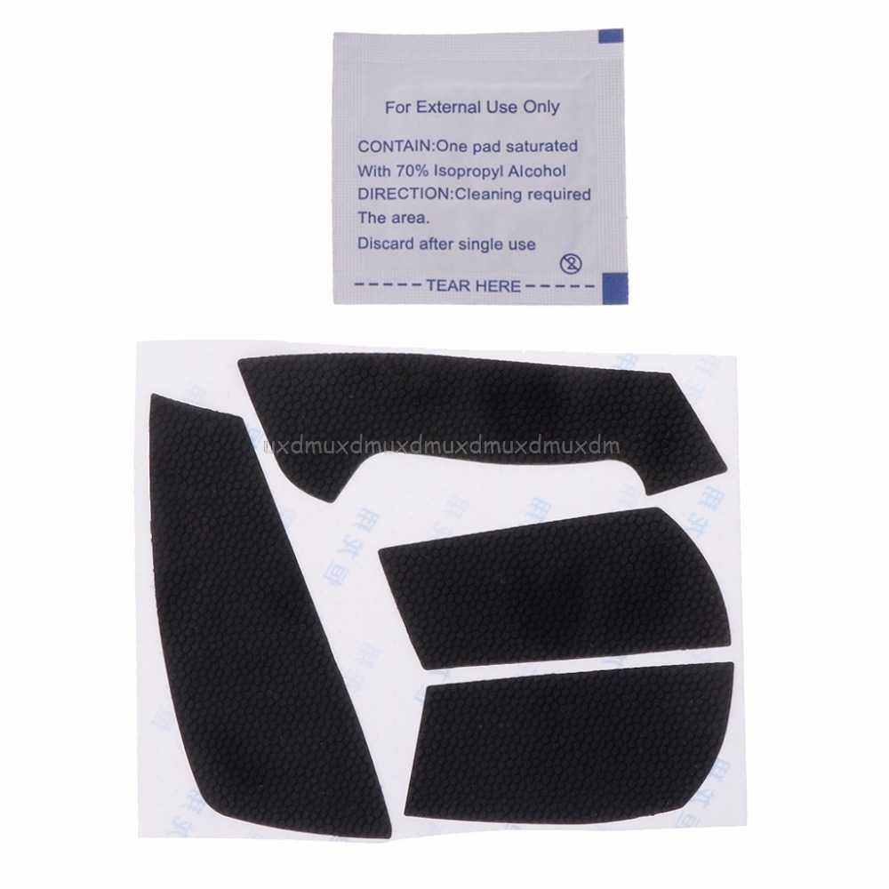 1 مجموعة منصات جانبية قدم الماوس زلاجات الماوس ملصقات جانبية ل Logitech G403 J05 19 دروبشيب