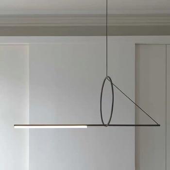 hanglamp pendant lights glass living room bedroom hanging ceiling lamps industrial lamp