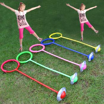 Miga pomiń piłkę skacząca piłeczka zabawka dla dzieci kolorowa odbijająca żonglerka gra sportowa dla dzieci zabawa na świeżym powietrzu i Sport dla dziewczynki Kid tanie i dobre opinie CN (pochodzenie) Z tworzywa sztucznego 6 lat