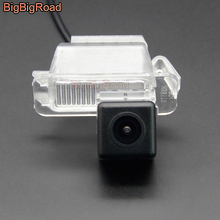 цена на BigBigRoad Car Rear View Parking Camera For Ford S-Max S Max Kuga Mondeo Ba7 Fiesta Focus 2 Hatchback 2006 2007 2008 2009 2010