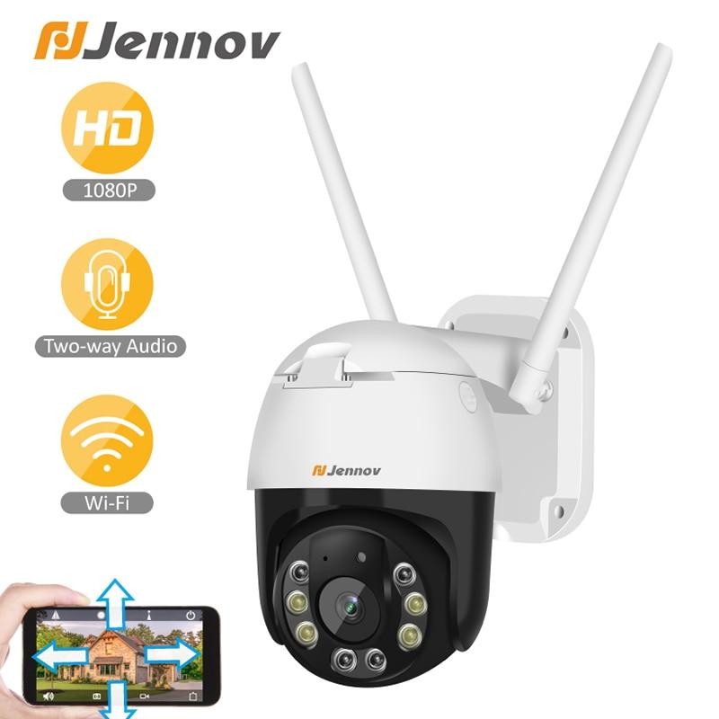 Yoosee Wireless IP Camera 2MP Dome Outdoor Two-Way Audio CCTV 1080P WiFi Camera Security Video Surveillance Waterproof Pan/Tilt