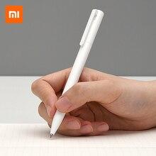Новые оригинальные гелевые ручки Xiaomi, 0,5 мм, черные чернила, японские чернила MiKuni, гладкие гелевые чернила для записи, школьные и офисные при...
