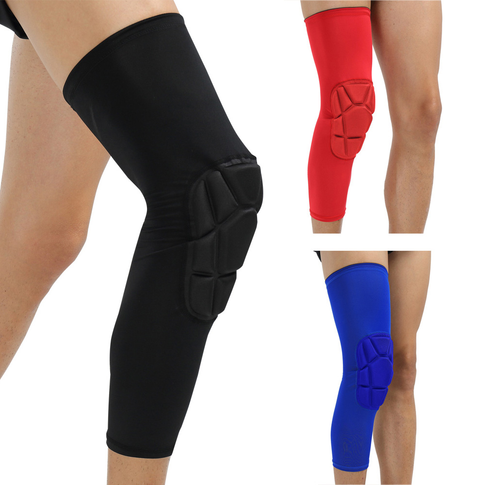 Sports Protection Knee Anti-collision Support Brace Running Basketball 1 Piece