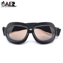 JAER Universal Gafas Motorcycle Goggles Masque Motocross Helmet Glasses Windproof Off Road Moto Cross Helmets