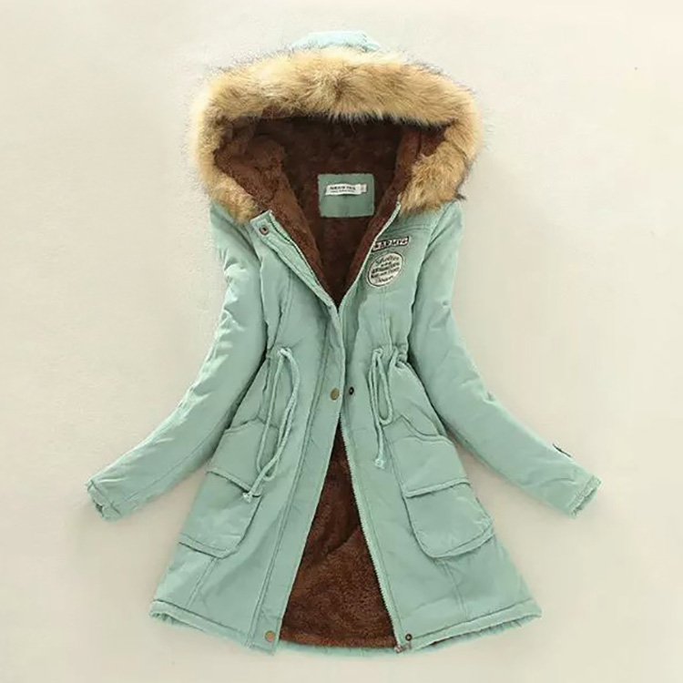 Parka Female Jacket