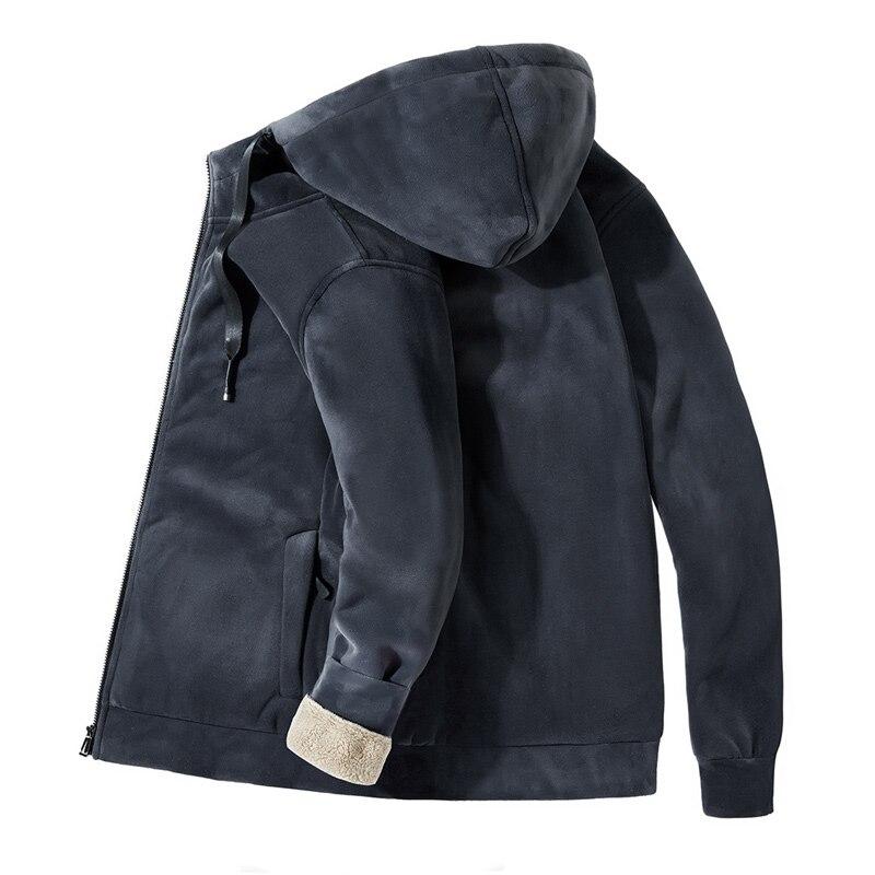 Winter Parka Men Coats 2020 Jacket Men Thicken Hooded Outwear Windbreak Warm Coat Clothing Casual Men's Overcoat Plus Size 8XL