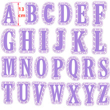 Large 10cm A-Z Alphabets Big Metal Cutting Dies Or 13cm Plastic Stencil for DIY Scrapbooking Crafts Paper Cards New 2019 Diecuts