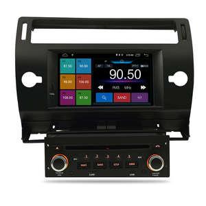 Image 4 - Android 10.0 Car DVD Player GPS Glonass Navi per Citroen C4 C Triomphe C Quatre 2005 2006 2007 2008 2009 Radio Audio Stereo