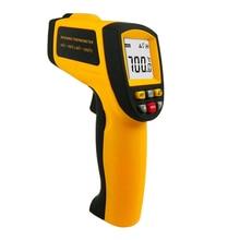 ЖК-экран цифровой промышленный температурный детектор электронный термометр ручной инфракрасный аксессуары для термометра(-50~ 700℃