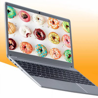 8GB RAM+120GB SSD 1366X768P 14.1inch ultrabook laptop computer Intel N3520 Quad core 2.16GHz WIFI Win7 laptop notebook