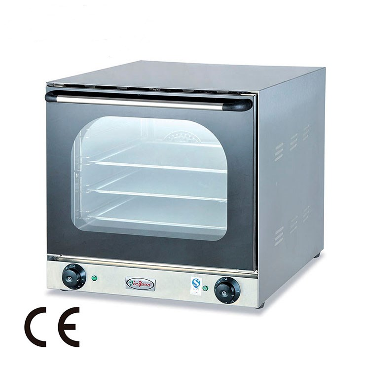 Free shipping by sea Electric perspective convection oven  (CE certificate)  49 Liters capacity Hot Air Circulation Function