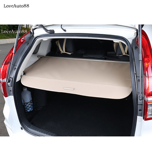 Image 3 - For Honda CRV CR V 2017 2018 2019 2020 Cover curtain trunk partition curtain partition Rear Racks Car styling accessories