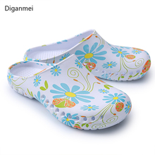 Medical Slippers Clean Surgical surgery Shoes Nursing Clogs  Operating room Non slip shoes orthopedic slippers nurses clogs