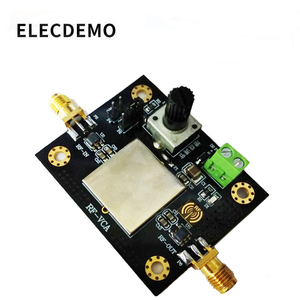 Image 4 - Módulo amplificador de ganancia Variable de voltaje ADL5330, salida lineal de alta ganancia de 20dB, placa de demostración de función de potencia