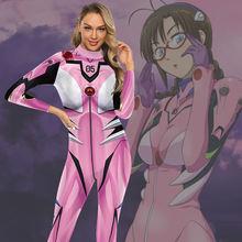 Цвет косплей розовый аниме evangelion asuka langley soryu cospaly
