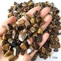 100 г, 3 размера, натуральный желтый тигровый глаз, лечебный камень, Кристалл Рейки, чакра, Гравины, натуральные камни и минералы
