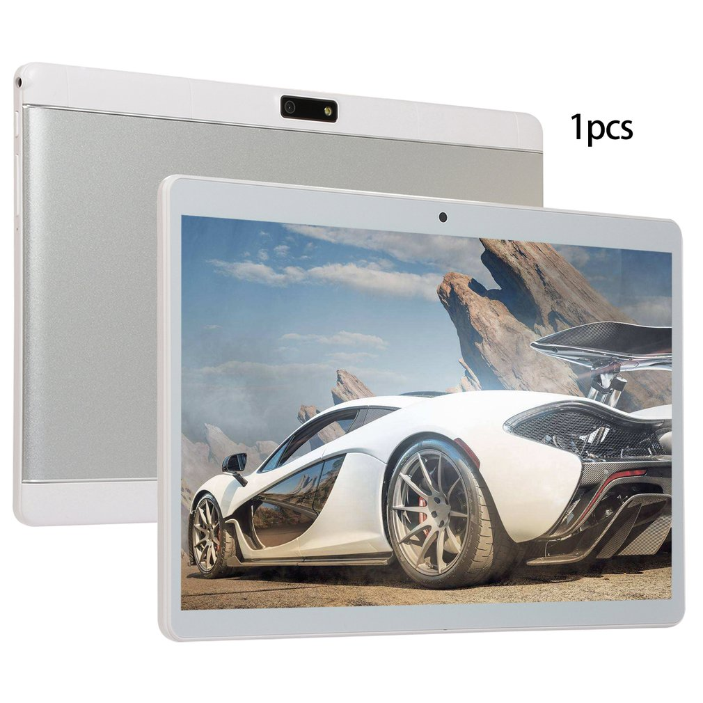Clearance SaleTablet Large-Screen White Android Classic 64G Fashion V10 HD