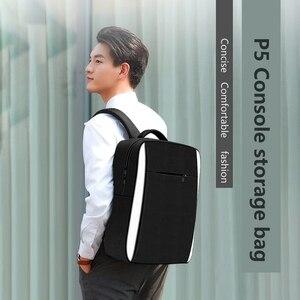 Image 1 - Travel Storage Bag for PS5 Console Shoulder Bag Protective Handbag For PS5 Game Backpack