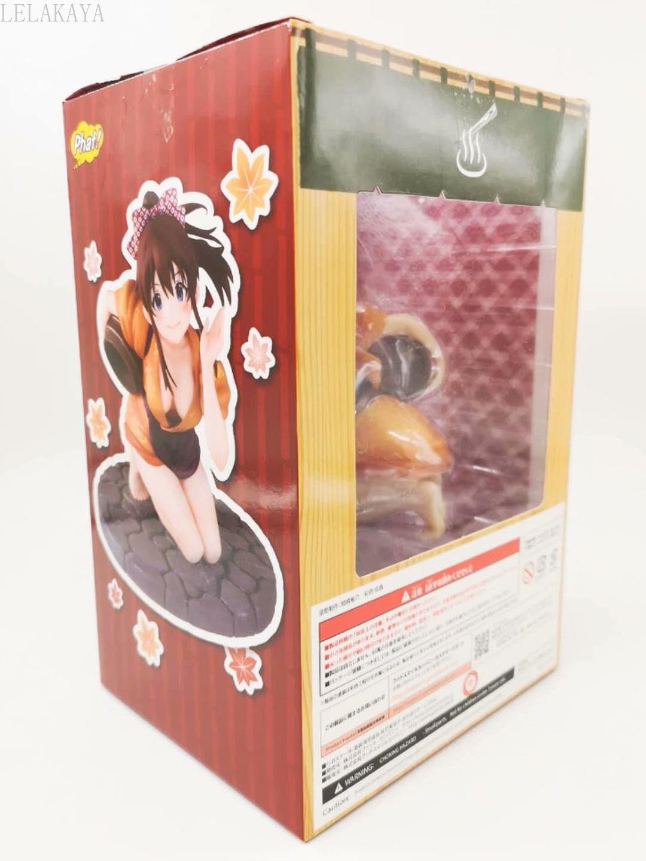 Native Satake Minako Poka Service Ver Karen Hojo Swimsuit Bikini Sexy Girls PVC Action Figure Collection Model Toys New lelakaya 5