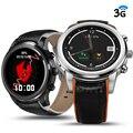 Смарт-часы Finow X5 ОЗУ 2 ГБ/ПЗУ 16 Гб MTK6580 умные носимые устройства Bluetooth GPS Watchphone 3G Smartwatch для iOS Android 5 1