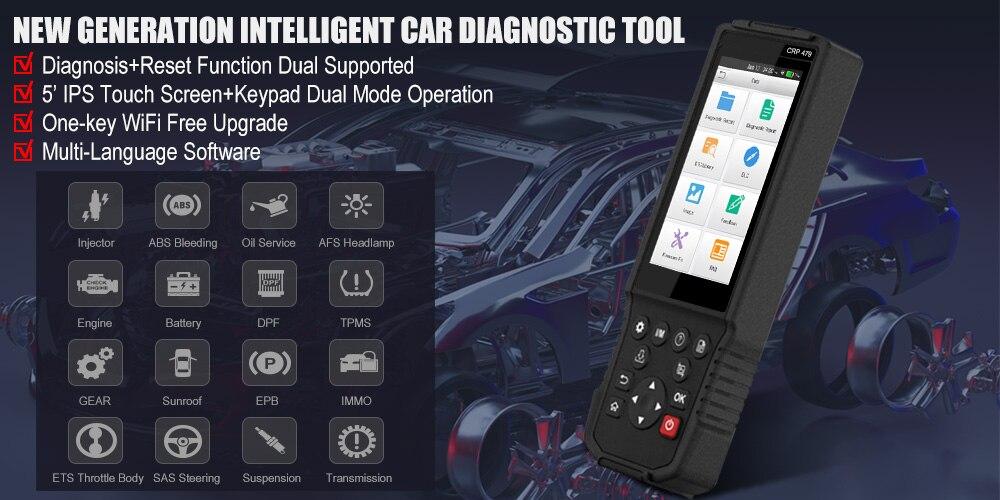 автомобильный OBD2 диагностический масло 1