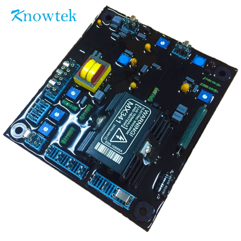 Image 5 - AVR MX341 Automatic Voltage Volt Regulator For brushless Generator-in Generator Parts & Accessories from Home Improvement