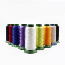 Fil de force pour couture en Nylon 1600 m/pièce | Fil léger 210D pour rideau et coussin de canapé, fil à coudre en cuir 0.25mm