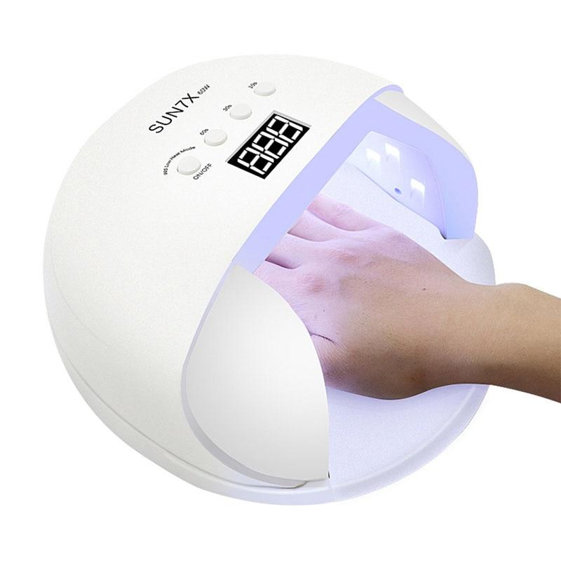 sun7x profissional 60w uv conduziu a lampada prego eletrico melhor cura lampada para secador de unhas