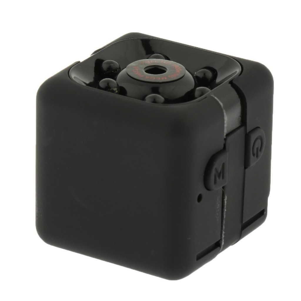 SQ11 1080P HD видео запись мини камера автомобиля DV DVR камера Dash Cam IR ночного видения видеокамера рекордер Микро камера Спорт DV