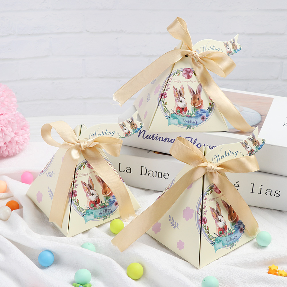 Cute Animal Shaped Candy Box Anniversary Party Supplies Cute Gifts Celebration