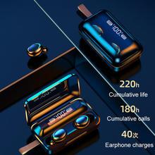 Fone – écouteurs sans fil bluetooth 5.0 tws, casque d'écoute pour smartphone, adapté aux xiaomi huawei airpods, etc