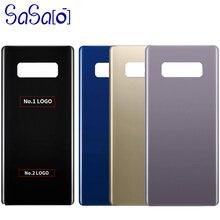Bộ 10 Kính Cường Lực Mặt Sau các bộ phận Thay Thế Dành Cho Samsung Galaxy Samsung Galaxy Note8 Note 8 N950 Pin Phía Sau Cửa Nhà Ở Ốp Lưng miếng dán kính cường lực
