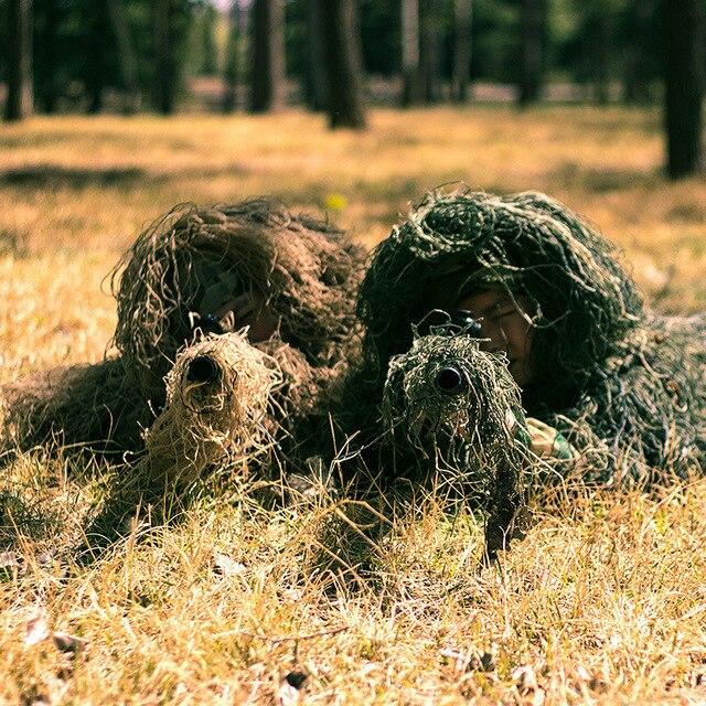 Фото 5 шт детский камуфляжный костюм «кленовый лист»