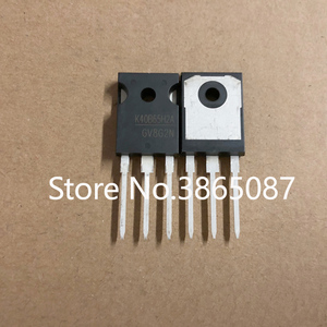 Image 1 - K40B65H2A AOK40B65H2AL או KS40B65H2A כדי 247 N CHANNEL צינור כוח IGBT טרנזיסטור 10 יח\חבילה המקורי חדש