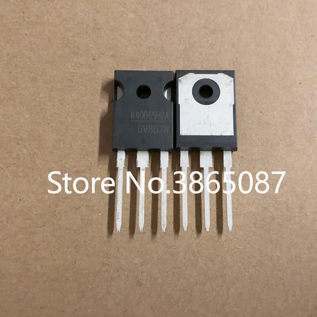 K40B65H2A AOK40B65H2AL או KS40B65H2A כדי 247 N CHANNEL צינור כוח IGBT טרנזיסטור 10 יח\חבילה המקורי חדש