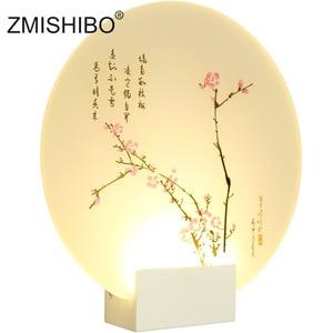 Image 5 - ZMISHIBO الحديثة رومانسية الجدار مصباح السرير الديكور الشمعدان الشمال المنزل LED الإضاءة يمكن التحكم عن بعد تركيبات الإضاءة