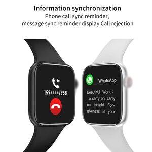 Image 3 - KARUNO inteligentny zegarek tętna Monitor ciśnienia krwi inteligentne zegarki dla Android iOS opaska monitorująca aktywność fizyczną mężczyźni kobiety poręczny inteligentny zegarek