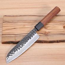 Японский нож шеф повара из нержавеющей стали 9cr18 для нарезки