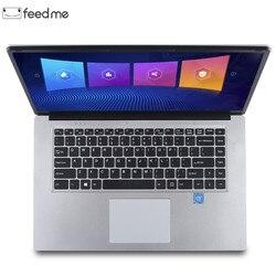 Computer Portatile da 15.6 pollici Con 8G di RAM DDR4 512G 256G 128G SSD Computer Portatili di Gioco Ultrabook intel j3455 quad Core Win10 Notebook Computer