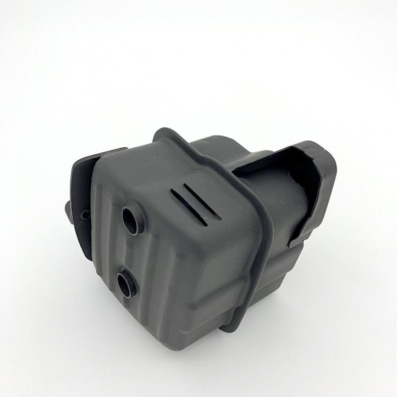 Hundure silenciador do escape para stihl ms341