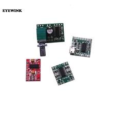 100 pièces PAM8403 Module amplificateur de puissance numérique carte Miniature classe D amplificateur de puissance carte 2*3W USB alimentation