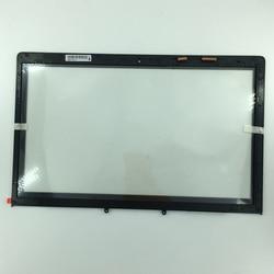 """15.6 """"Panel dotykowy Digitizer zewnętrzny czujnik szklanej soczewki + rama 15.6"""" dla Asus N550 N550J N550JA N550JV N550LF Q550 Q550L w Ekrany LCD i panele do tabletów od Komputer i biuro na"""